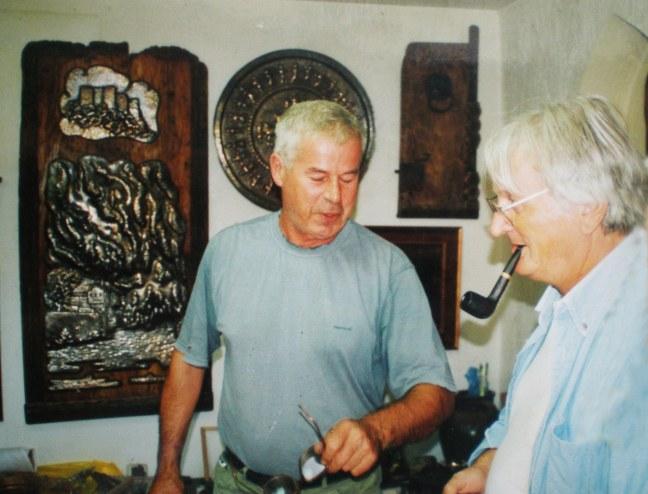 Djelo Jusic Dubrovnik sa Ismet Kurt Mostar